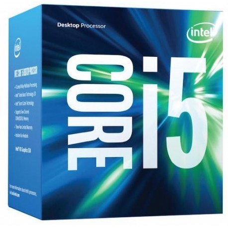 CPU INTEL I5-6400 QUAD CORE 2.7GHZ 6MB 65W SKT1151 BOX