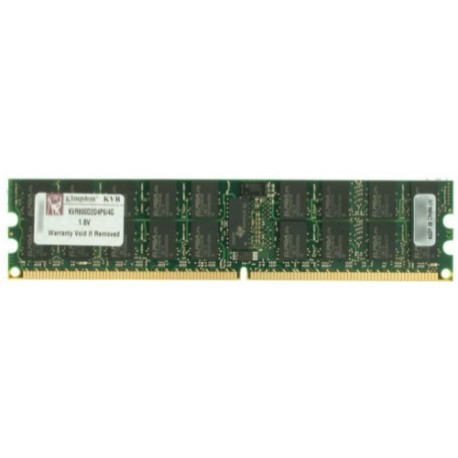 DDR2 4GB 800MHZ CL6 DIMM VALUERAM SINGLE MODULE ECC