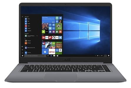 "NB Asus S510U 15.6"" Portatile, Processore Intel Core I5-8250U, 4 GB di RAM, HDD 500 GB WIN10 64BIT"