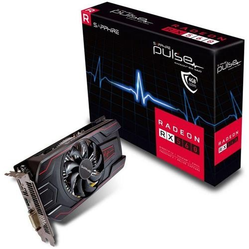 VGA RADEON RX560 4 GB OC EDITION MSI
