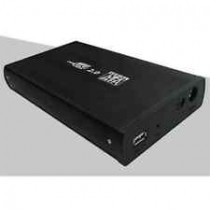 BOX EXTERNAL SIRIUS ENCLOSURE 3.5 SATA VULTECH  HDD/USB2.0 BLACK