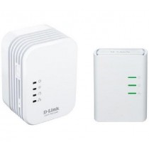RETE D-Link DHP-W311AV PowerLine AV500, Wireless N 300Mbps con 1 Porta Ethernet